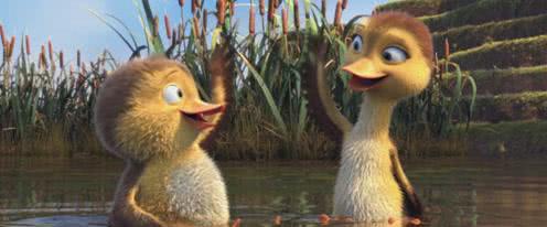 国产动画电影《妈妈咪鸭》今日上映