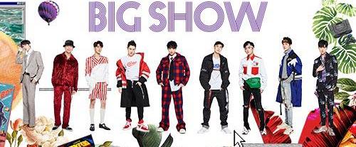 X玖少年团新歌《BIG SHOW》MV预告公开