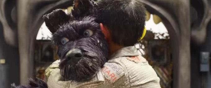 定格动画电影《犬之岛》最新片段公开