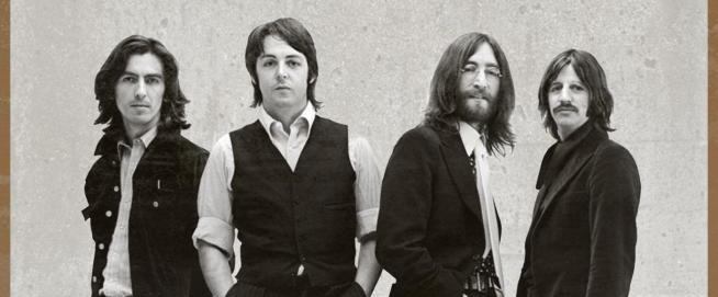 摇滚乐队The Beatles音乐作品登陆酷狗