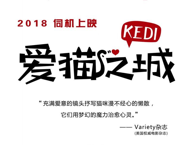 《爱猫之城》七大异域风情萌猫角色海报发布