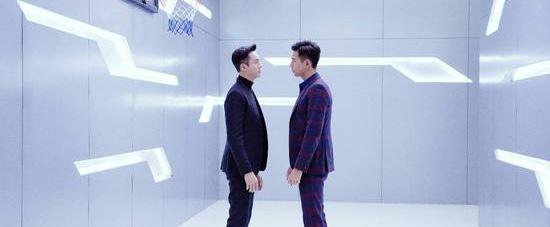 电视剧《南方有乔木》陈伟霆李现电梯间battle