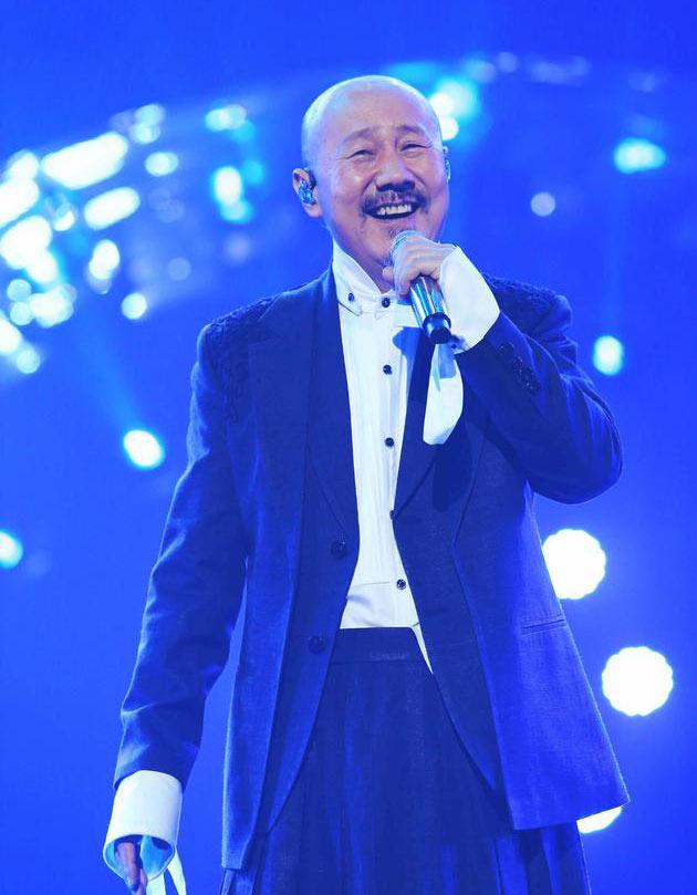 《歌手》腾格尔:重绎经典展现多元魅力