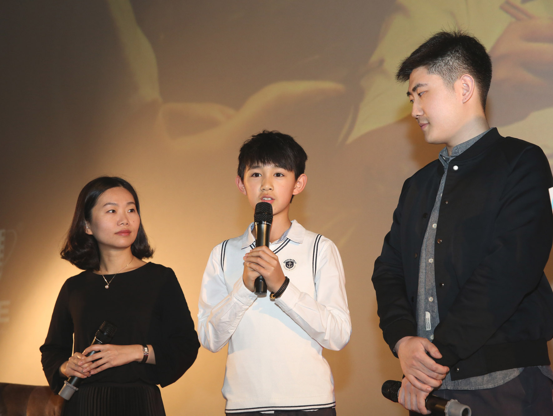 《西小河的夏天》北影节展映足球小将荣梓杉软萌亮相