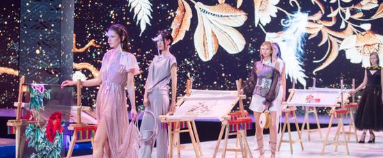 《时尚大师》设计师跨界而来惊艳演绎