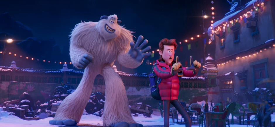 动画电影《雪怪大冒险》最新预告曝光