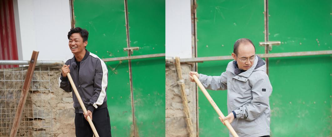 《我们在行动》助力满族村落脱贫进行中
