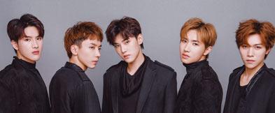 钛戈男团推出最新单曲《All About You》
