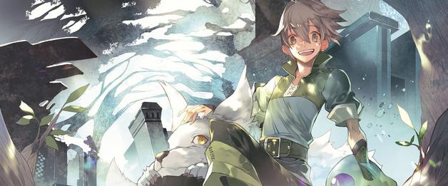 小说《异世界转生的冒险者》今夏开启漫画连载