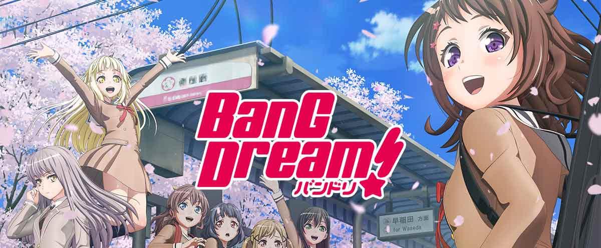《BanG Dream!》宣布将制作后续动画