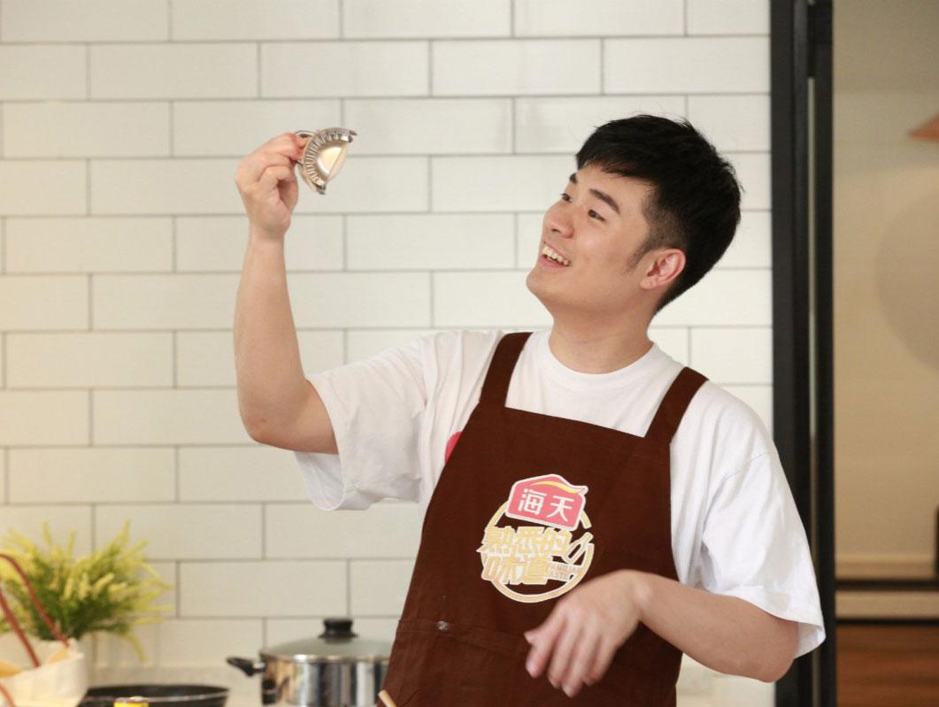 陈赫确认加盟节目《熟悉的味道》第三季