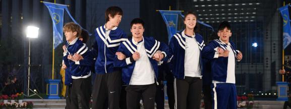 《奔跑吧》斩获五连冠 获同时段综艺收视第一