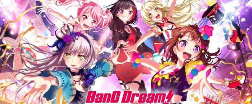 手游《BanG Dream! 少女乐团派对》最新PV公开