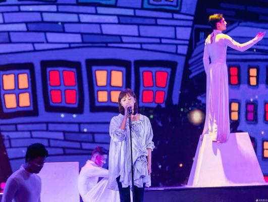 《跨界歌王》第三季徐静蕾怀旧金曲获评委盛赞