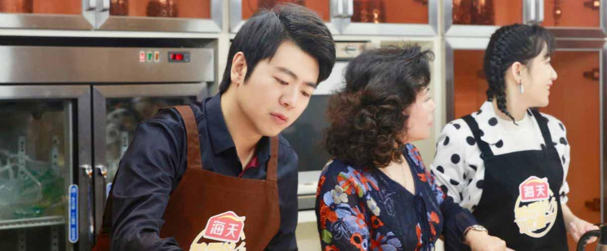 《熟悉的味道》第三季郎朗为爱下厨亲手制作酸菜