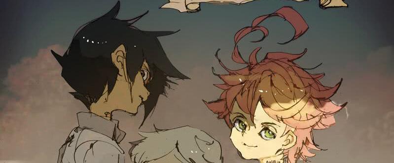 漫画《约定的梦幻岛》正式宣布动画化
