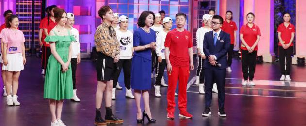 《一起来跳舞》刘维精准舞步征服大妈