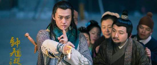 网络电影《钟馗捉妖记之梦魇传说》6月25日爱奇艺上映