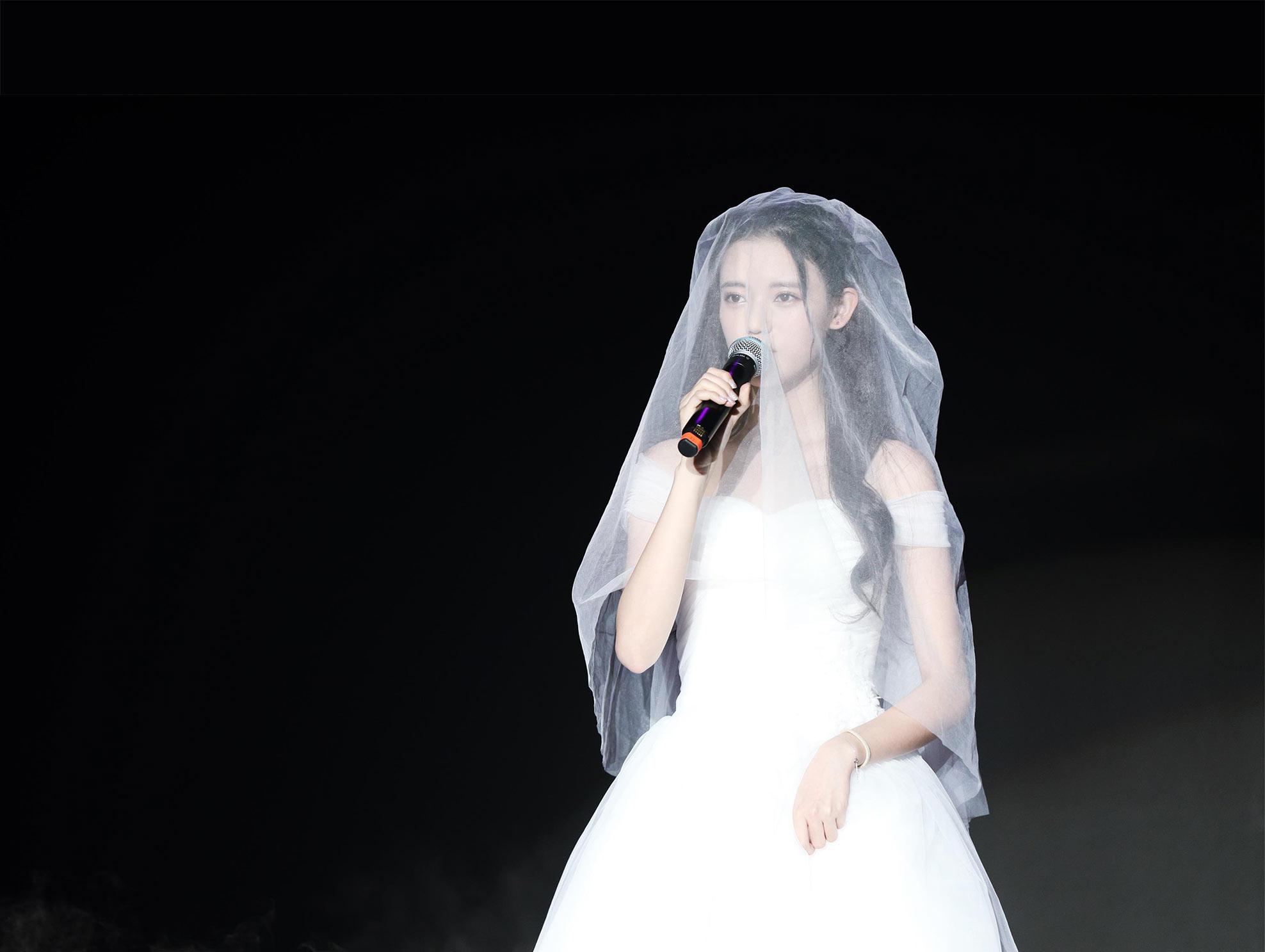 孙珍妮《梦想演播厅》现场喊嫁