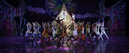 歌剧《千古情缘》于鄂尔多斯大剧院首演