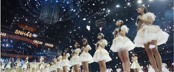SNH48总决选演唱会将于7月28日在上海启动
