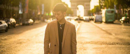 董又霖新歌《一个人去巴黎》发布