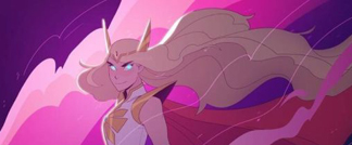 之前Netflix和梦工厂电视部宣布将在2018年推出《非凡的公主希瑞》的新动画,现在新动画的详情公开,大家期盼已久的公主新形象终于曝光了。