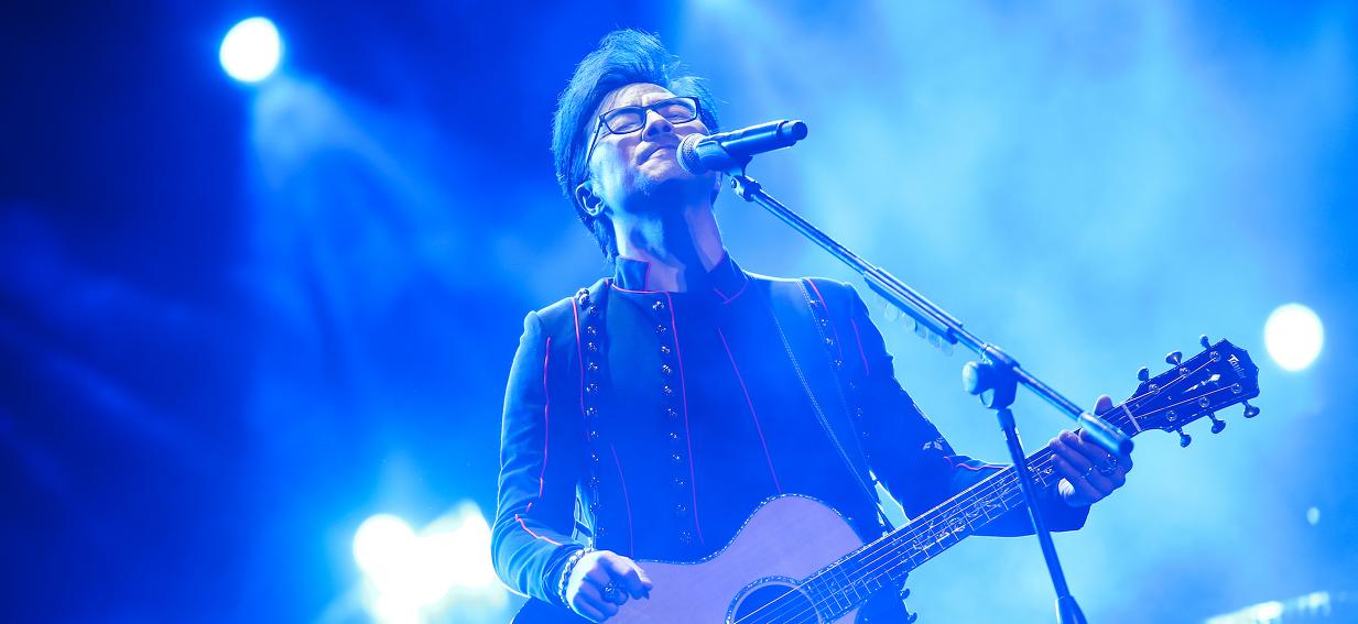 汪峰透露全新一轮巡演歌单里有《儿时》