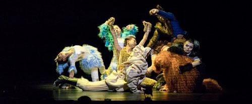 儿童音乐剧《七个大海》将登陆南山文体中心剧院