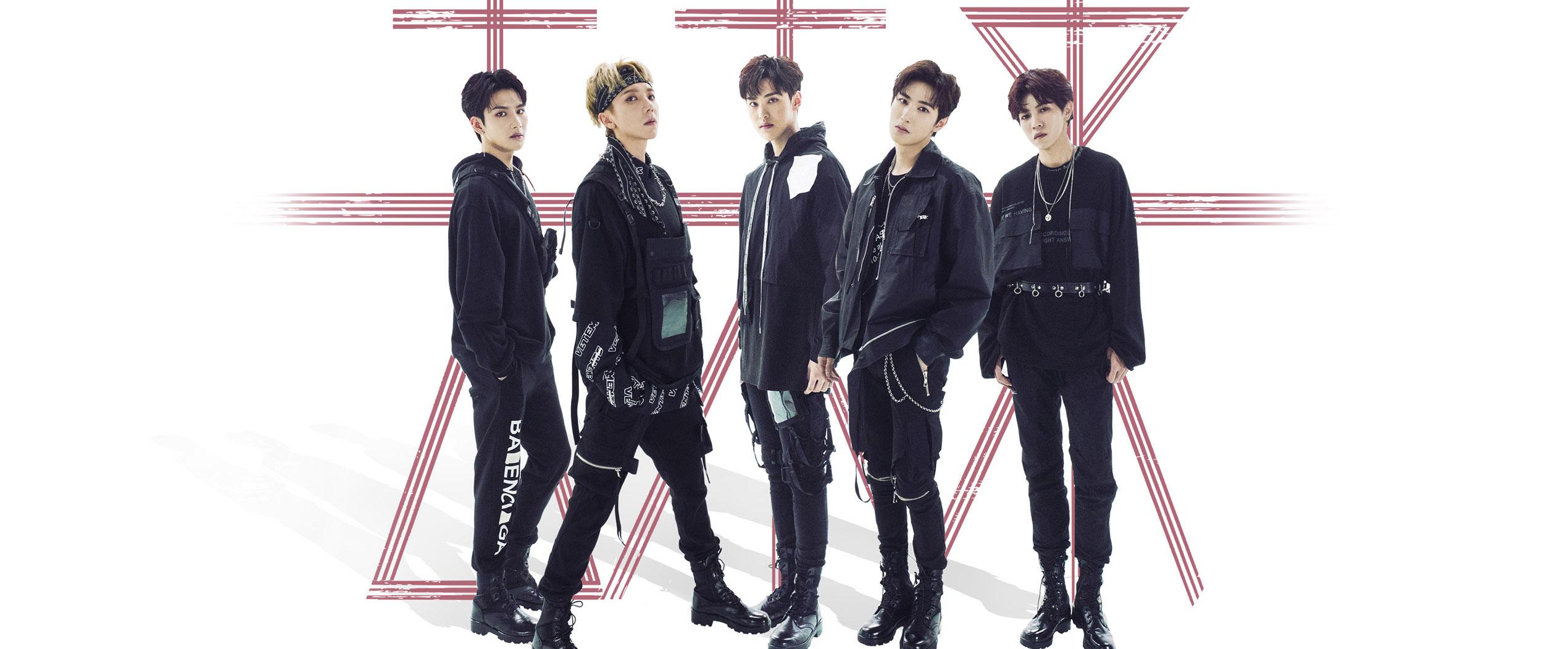 钛戈男团首张专辑《去未来》近日上线