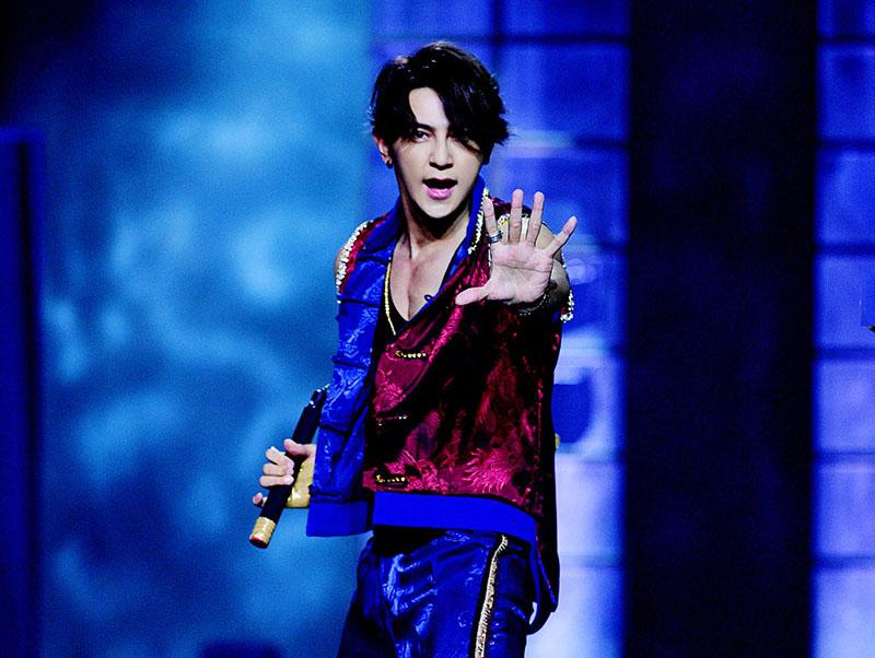 《新舞林大会》汪东城回归舞台魅力发射