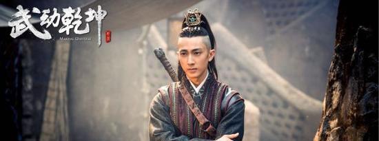 吴尊:因为林琅天是另类反派 才出演《武动乾坤》