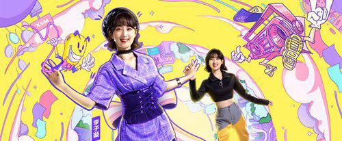 李子璇全新单曲《让我闪耀》首发