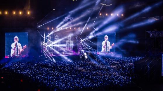 张杰杭州演唱会落幕 未·LIVE收官成都站即将开票