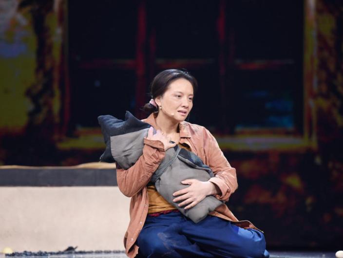 """孙茜扮丑出演《盲山》 实力诠释""""我就是演员"""""""