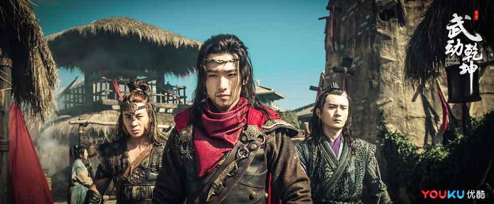 《武动乾坤》第二季10月11号正式开战