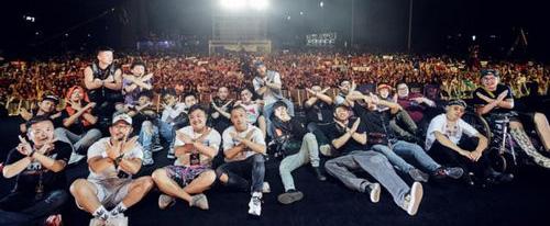 江小白YOLO青年文化节打造现象级说唱盛典
