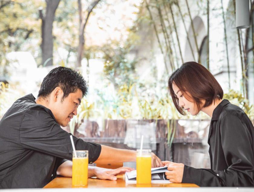 《丹行道》第二期上线 王珞丹跨界对话建筑师华黎