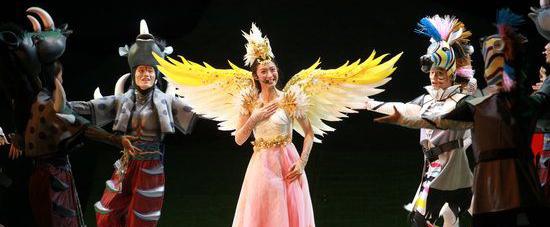 音乐剧《凤凰阿佳与火山神》即将在京演出