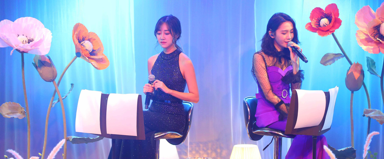 SNH48小组合HO2 、BLUEV北京巡演落幕