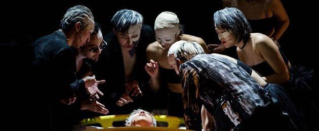 孟京辉作品《莎士比亚和狼》近日于上海公演