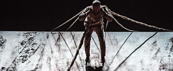 阿库-汉姆独舞《陌生人》将于上海首演