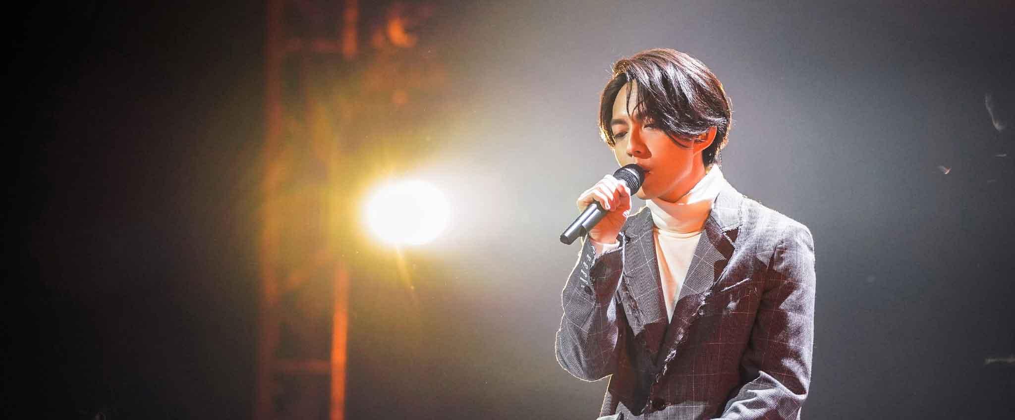 《中国音乐公告牌》林宥嘉特意为节目改编《飞》