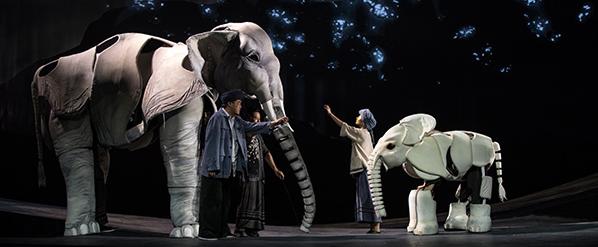 舞台剧《最后一头战象》11月3日在上海首演