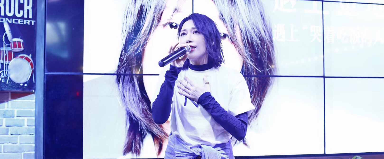金池携最新专辑《我 和我... ...》惊喜现身成都