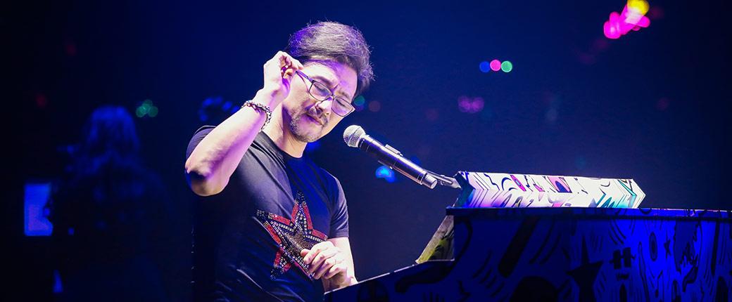"""汪峰""""就这样""""重庆演唱会确认家人将助阵"""