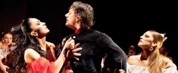 弗拉门戈舞蹈剧《卡门》将于12月登陆中国