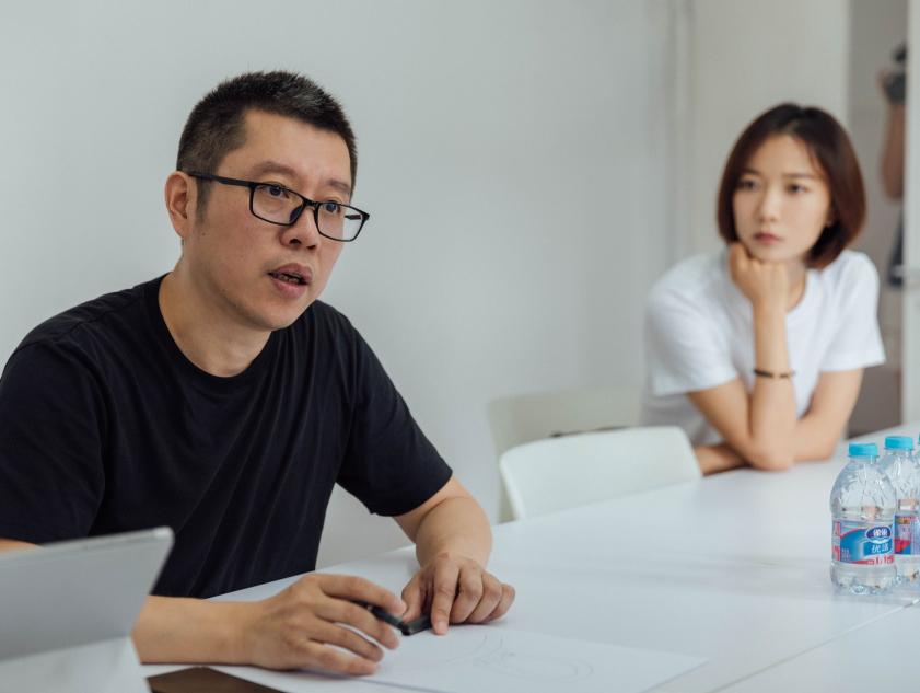 《丹行道》第十一期王珞丹对话建筑师庄慎