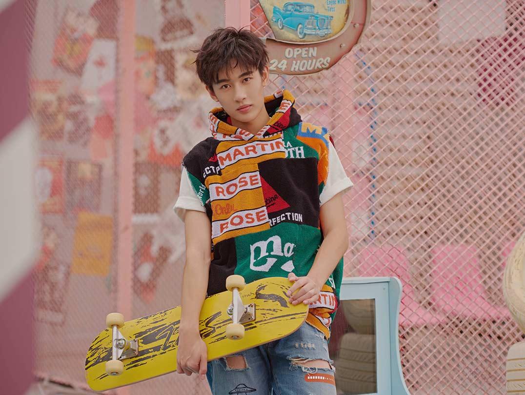 演员易恒第八支出道视频《STARTS NOW》正式发布