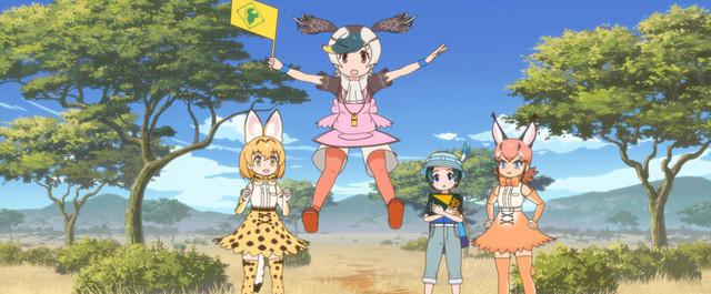 电视动画《兽娘动物园2》第二弹PV公开